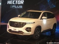 MG Hector Plus Images