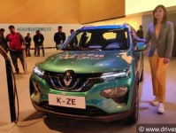 Renault K-ZE Electric Images