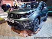 Tata Hexa Safari Edition Images