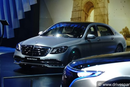 2018 Mercedes-Maybach S 650 Images