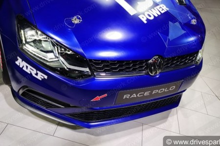 Volkswagen Race Polo Images