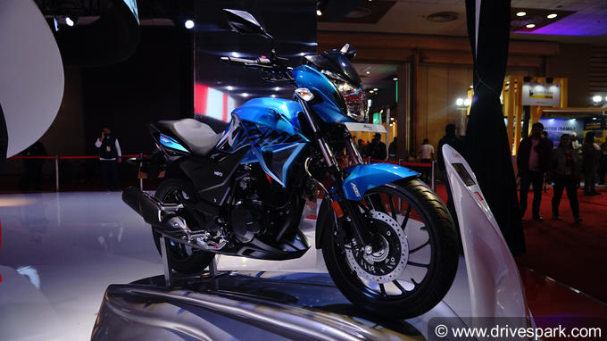 Auto Expo 2018: Hero Xtreme 200R Walkaround, Details, Specifications
