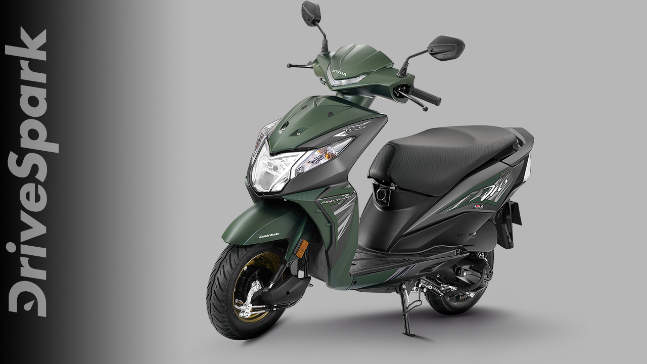 2018 Honda Dio — What Exactly Has Changed?
