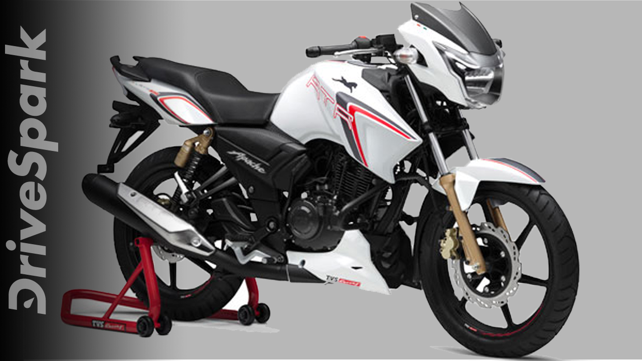 TVS Apache RTR 180 Race Edition — A Quick Glance