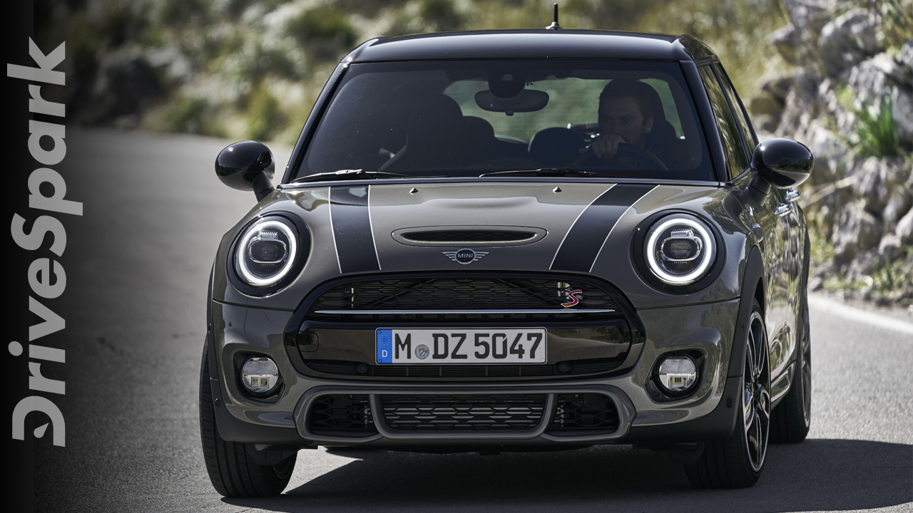 2018 MINI Cooper Launched In India