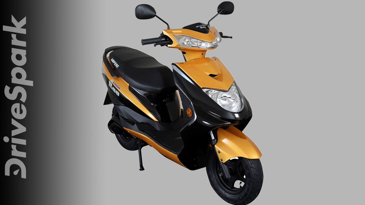 Ampere Electric Vehicles has launched two new electric scooters in India
