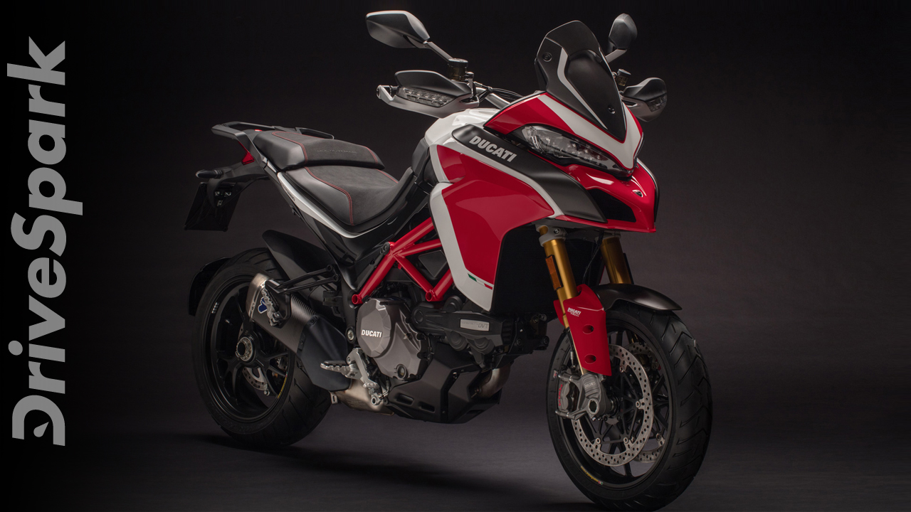 Ducati Multistrada 1260 & 1260 S  A Quick Look