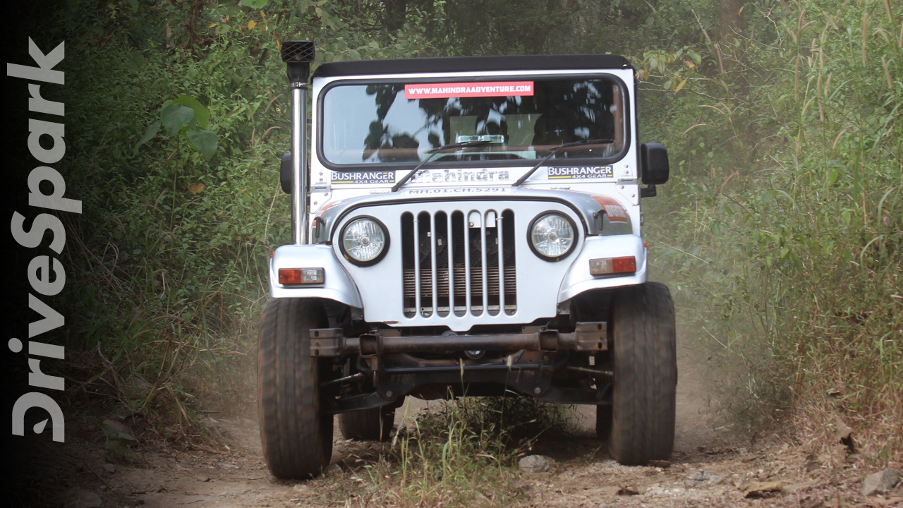 Mahindra Adventure Off-Road Training Academy  Now In Mangalore