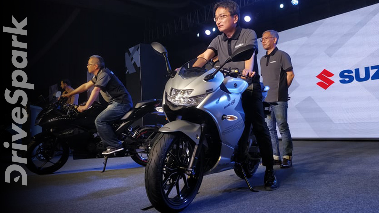 Suzuki Gixxer SF 250 And Gixxer SF 150 First Look: Prices, Specifications, Key Features & More
