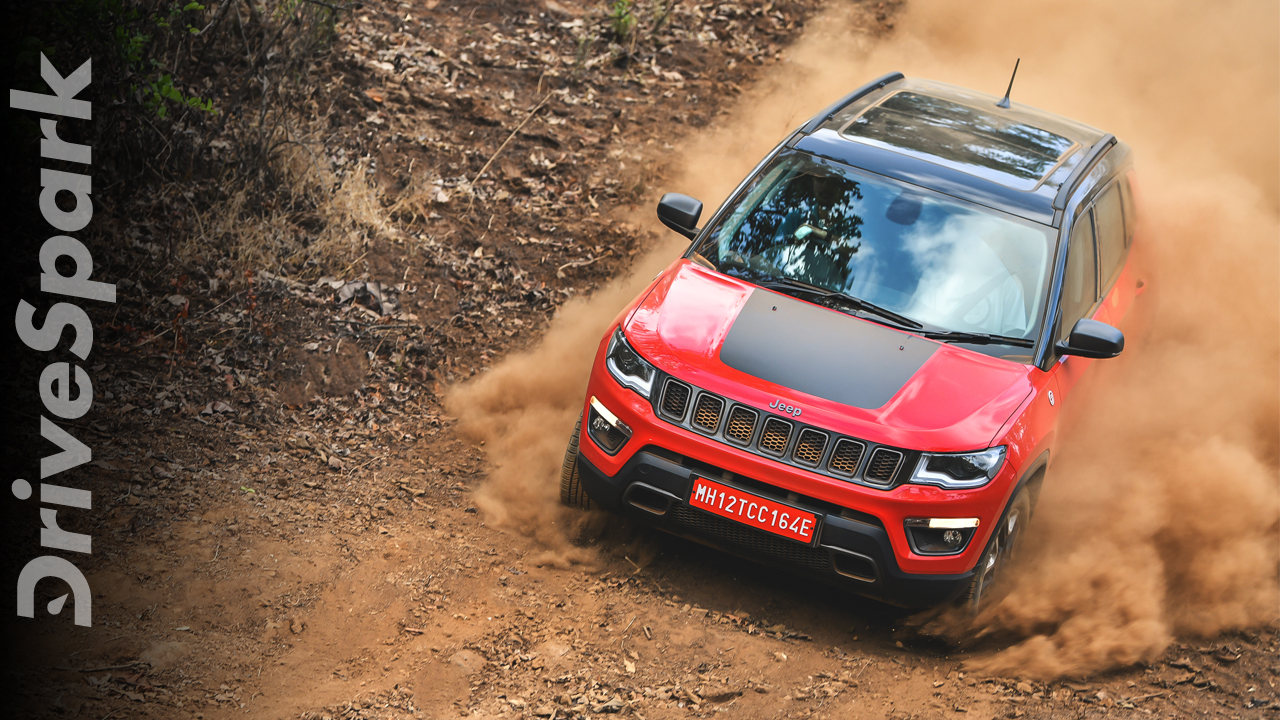 Jeep Compass Trailhawk First Drive: Interior, Features, Engine, Design, Specs & Performance
