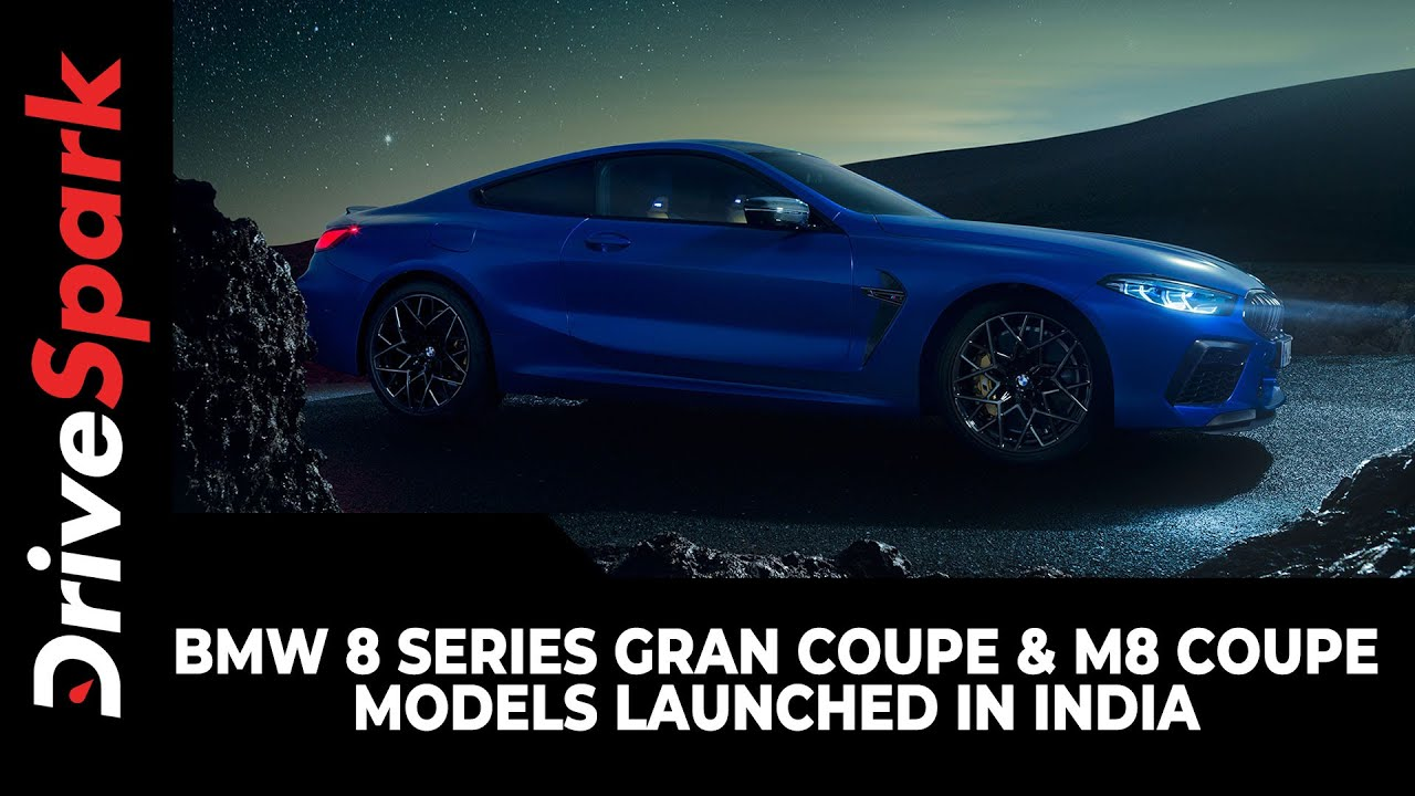 BMW 8 Series Gran Coupe & M8 Coupe Models Launched In India | Prices, Specs & Other Details