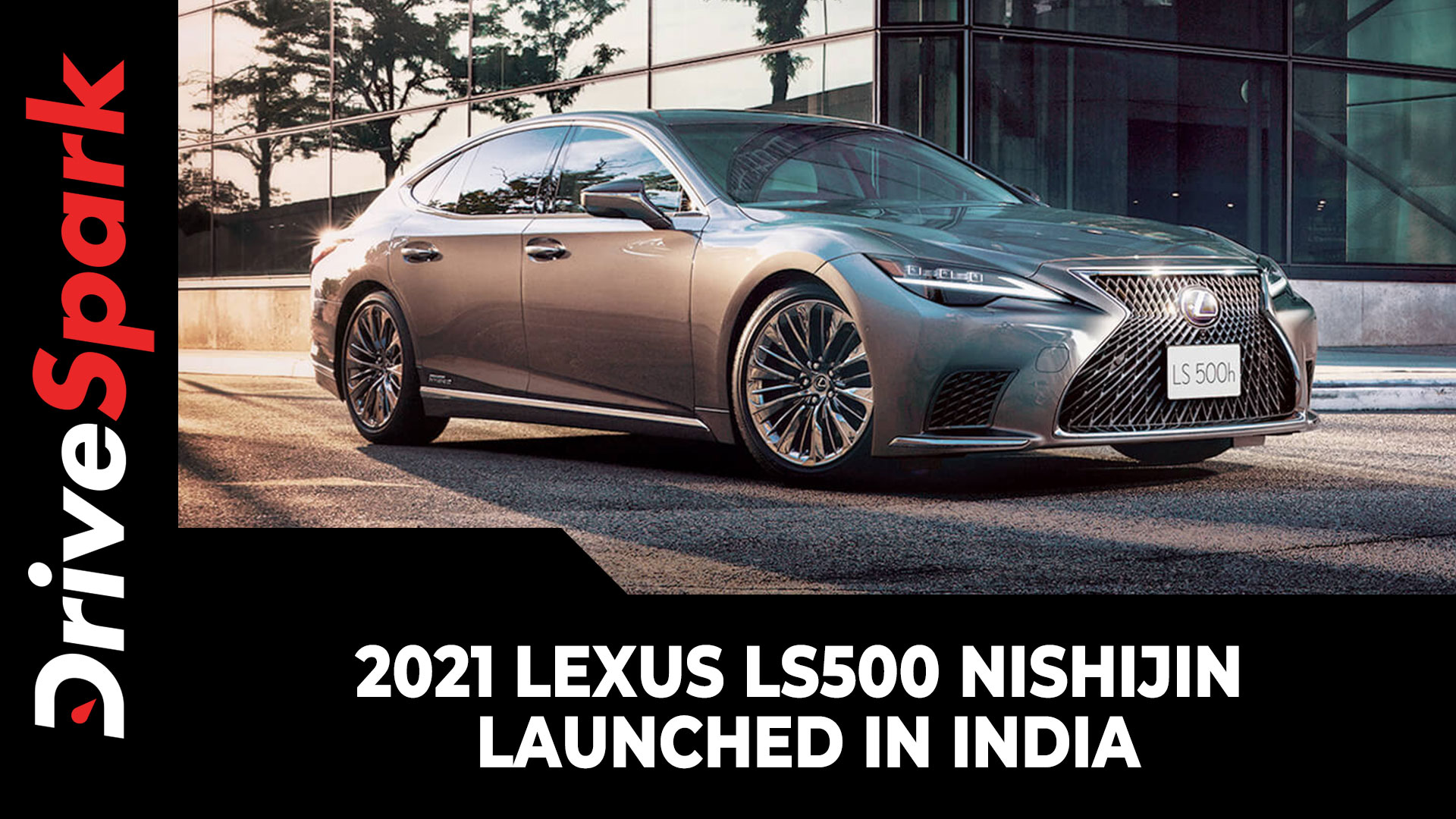 2021 Lexus LS500 Nishijin Launched In India | Prices, Specs, Features & Other Details