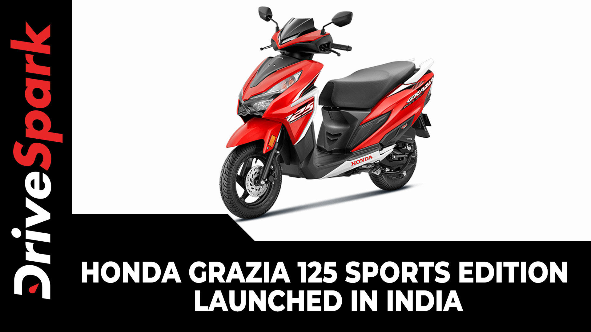 Honda Grazia 125 Sports Edition Launched In India | Prices, Specs, Features & All Other Updates