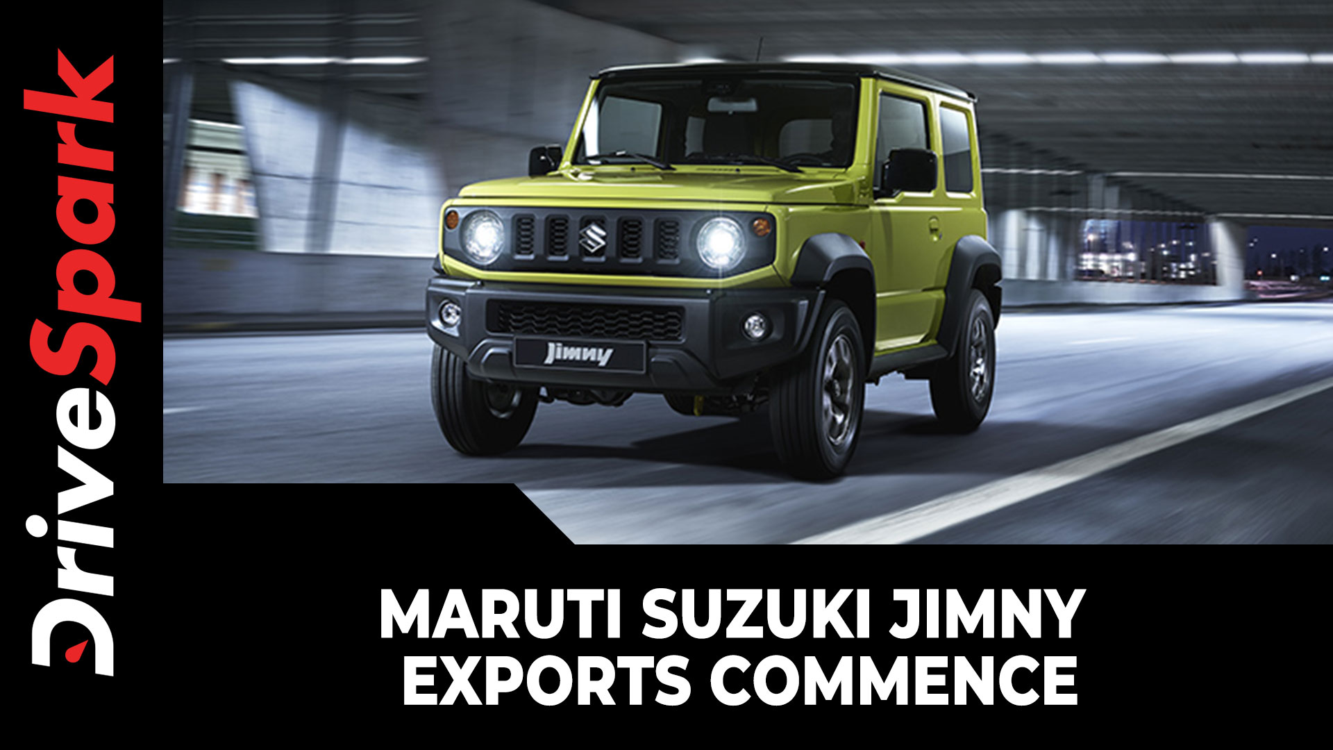 Maruti Suzuki Jimny Exports Commence | First Batch Of SUVs Shipped | Here Are The Details