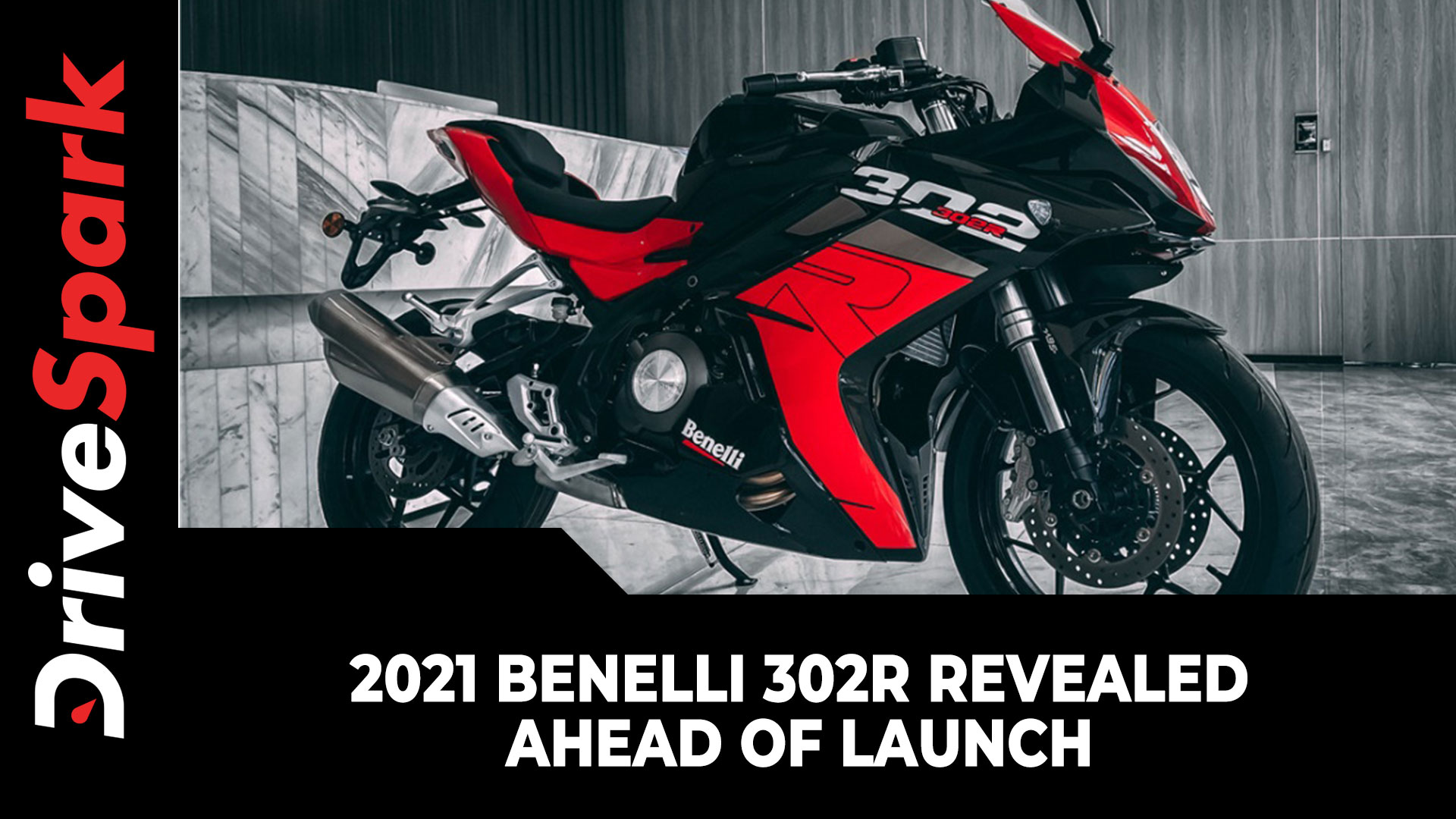 2021 Benelli 302R Revealed Ahead Of Launch | 22 Kilograms Lighter | Features New Design & Styling