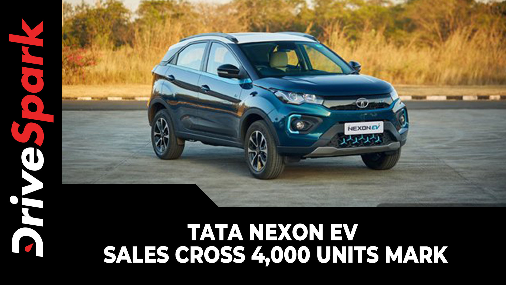 Tata Nexon EV Sales Cross 4,000 Units Mark | New Milestone Achieved!