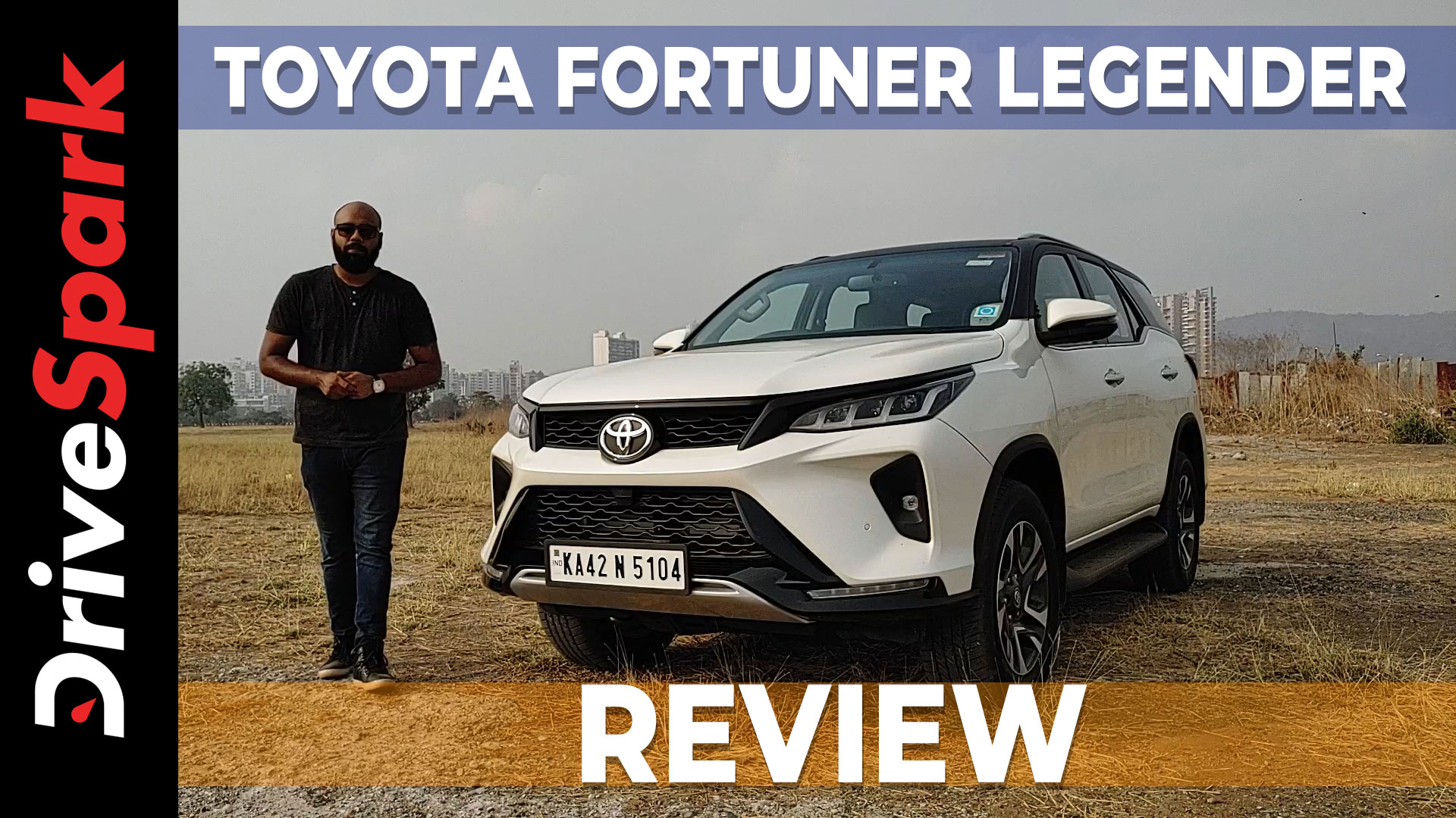 Toyota Fortuner Legender Review | DriveSpark