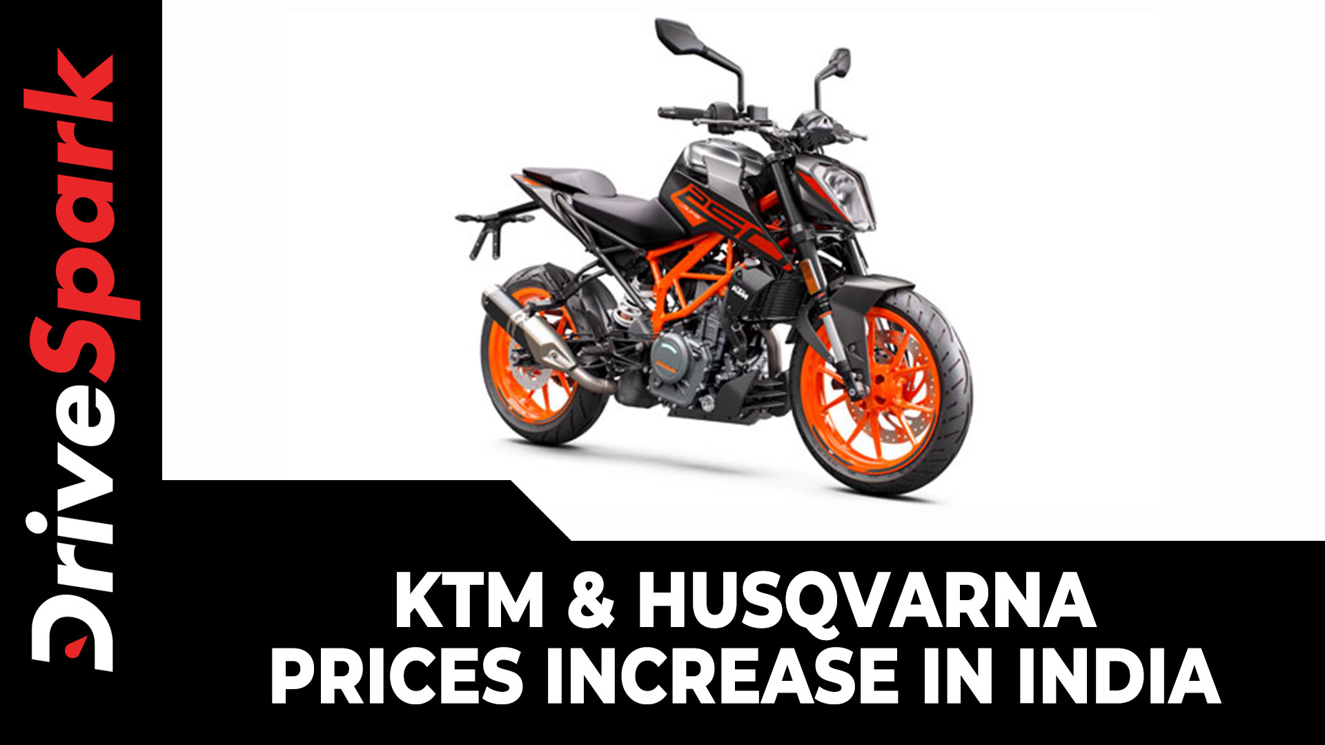KTM & Husqvarna Prices Increase In India | New Prices & Other Details