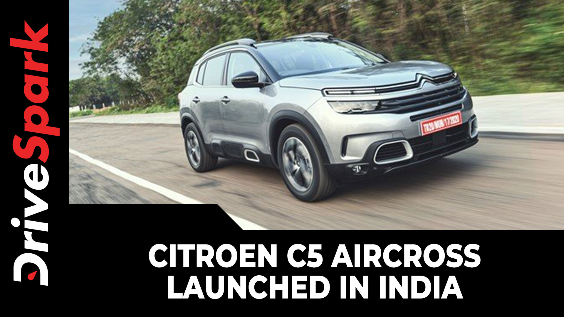 Citroen C5 Aircross Launched In India | Price, Specs, Features & Other Details