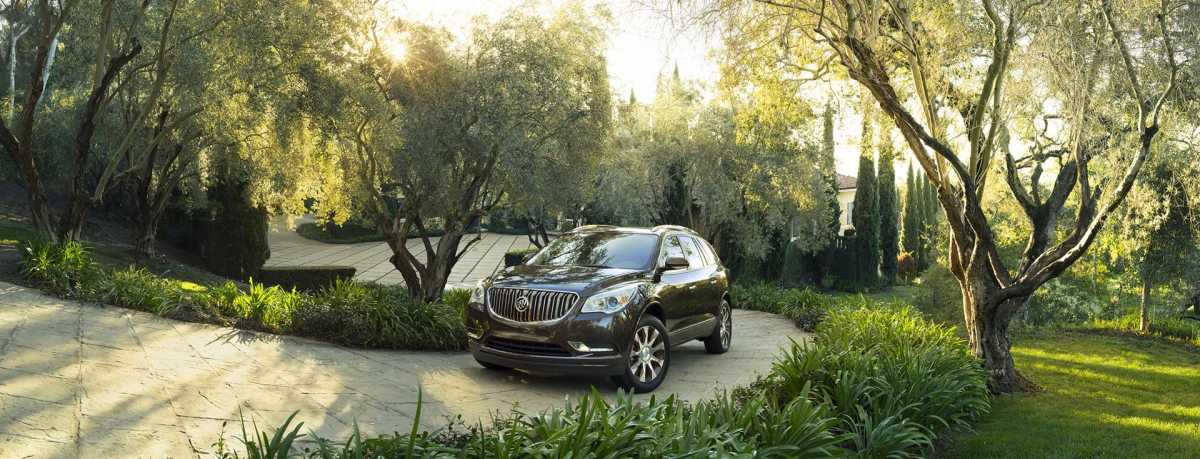 2016 Buick Enclave Wallpapers