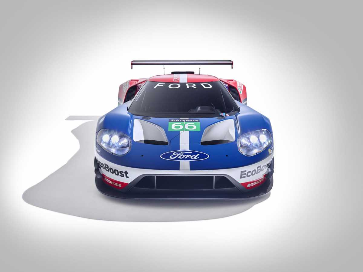 2016 Ford GT LeMans Wallpapers
