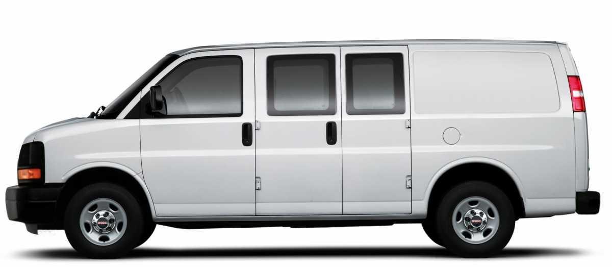 2016 gmc savana passenger van wallpapers hd drivespark. Black Bedroom Furniture Sets. Home Design Ideas
