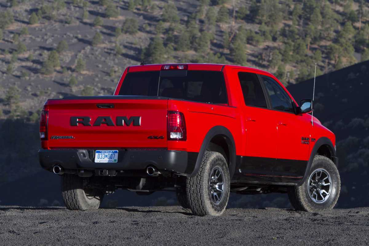 2016 ram 1500 rebel wallpapers hd drivespark. Black Bedroom Furniture Sets. Home Design Ideas