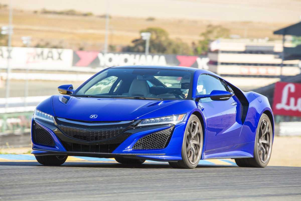 2017 Acura NSX Wallpapers [HD]
