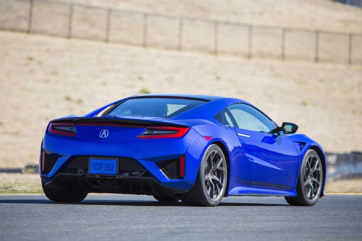 2017 Acura NSX Wallpapers [HD] - DriveSpark