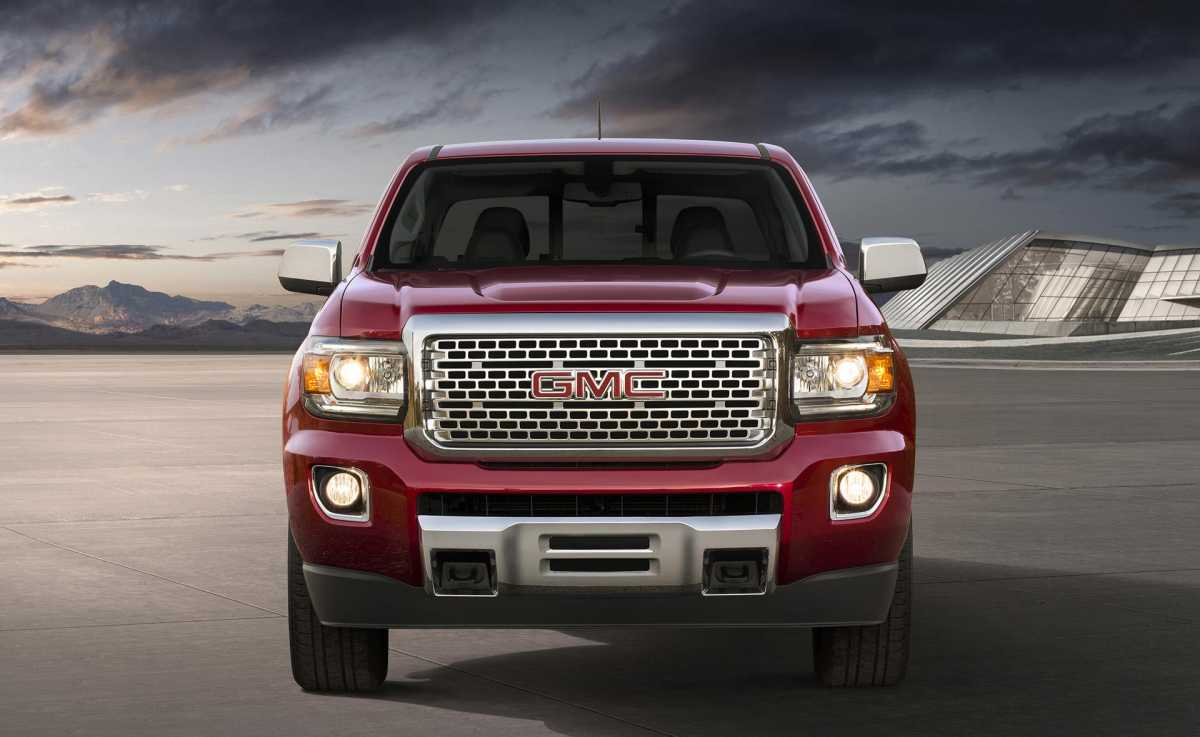 Beautiful 2017 GMC Canyon Denali Wallpapers HD  DriveSpark