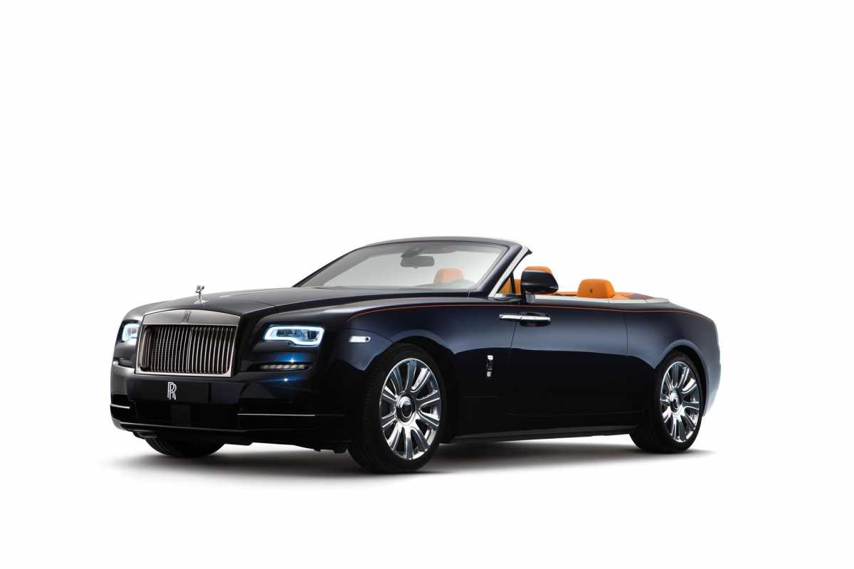 Model 2017 RollsRoyce Dawn Wallpapers HD  DriveSpark