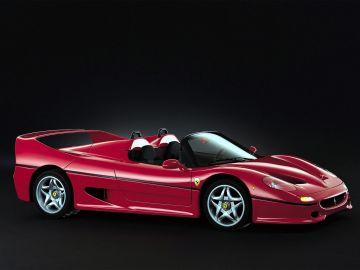 Ferrari F Loader