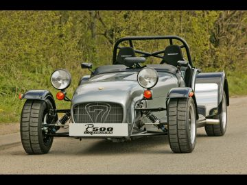 2004 Caterham Superlight R500 Evolution