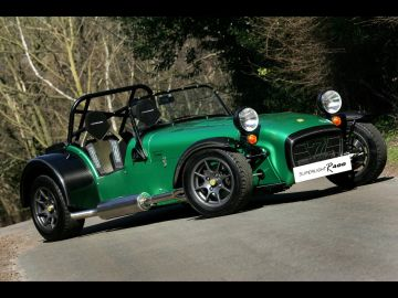 2007 Caterham Superlight R400