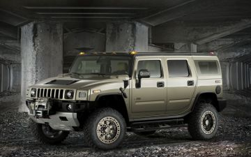 2007 Hummer H2 Safari Off Road Concept