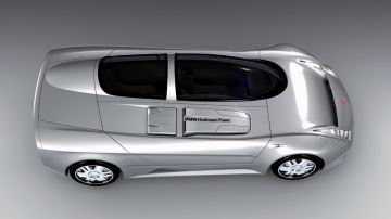 2007 Italdesign Vadho Concept