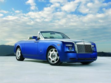 2007 Rolls-Royce Phantom Drophead