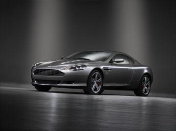 2009 Aston Martin DB9 Loader