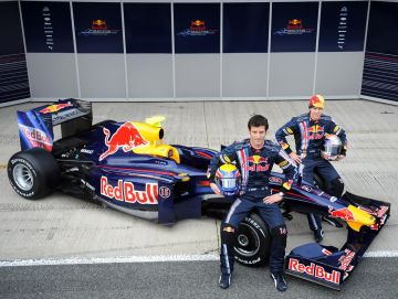 2009 Red Bull RB5 Renault