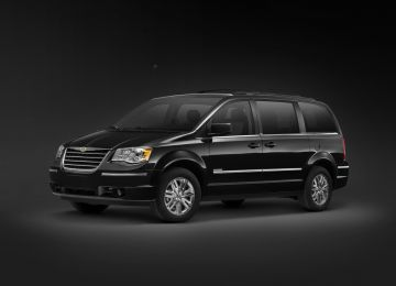 2010 Chrysler Town & Country Walter P. Chrysler SignatureSeries