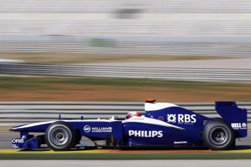 2010 Williams FW32 Cosworth