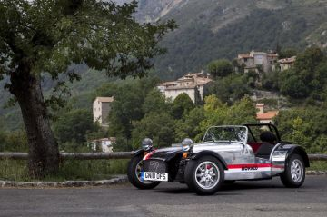 2011 Caterham Roadsport 125 Monaco