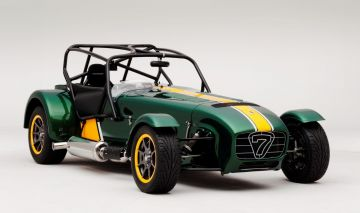 2011 Caterham Team Lotus Special Edition Sevens