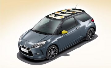 2011 Citroen DS3 Orla Kiely Collection