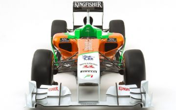 2011 Force India VJM04 Mercedes