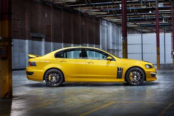 2012 Holden HSV GTS 25th Anniversary