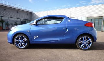 2012 Renault Gordini by Gibson