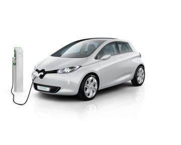 2012 Renault Zoe Preview