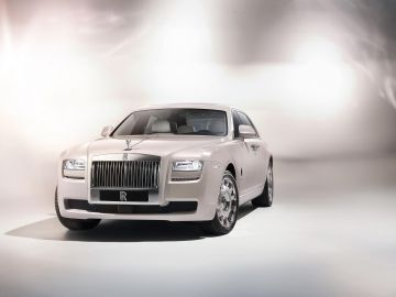2012 Rolls Royce Ghost Six Senses Concept Loader