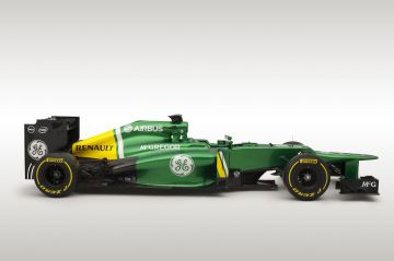 2013 Caterham CT03 Renault